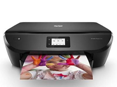 HP Envy Photo 6230 Stampante Fotografica A4 Multifunzione a Getto di Inchiostro, Stampa, Scannerizza, Fotocopia, Wi-Fi Direct, 6 Mesi di Servizio Instant Ink Inclusi, Nero