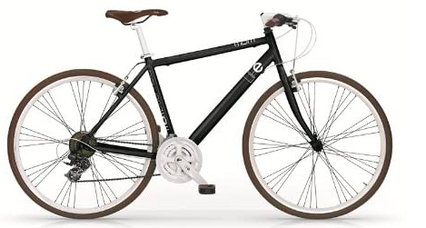 Bicicletta uomo Hybrid ibrido 28 Life MBM